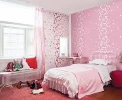 pic for girls room colour bedroom rukle pink wall with white
