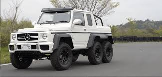 mercedes 6 x 6 this suzuki based mercedes g63 amg 66 clone costs less than