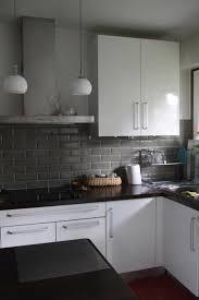 deco fr cuisine cuisine gris et blanc deco meilleur idées de conception de maison