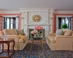 rose color living room ideas u0026 photos houzz