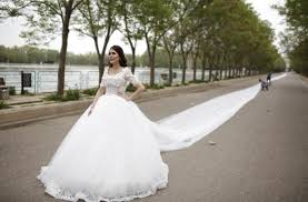 wedding dresses 200 200 metre wedding dress middle east monitor