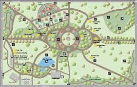 Royal Botanical Gardens Melbourne Map St Kilda Botanical Gardens City Of Port Phillip Website