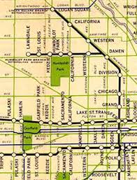 cta line map remnants of the l forgotten chicago history architecture