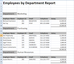 Testing Template Excel Creating Excel Templates