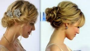 model rambut sanggul simple gaya model rambut sanggul modern pusat model