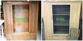painted china cabinet before and after roselawnlutheran