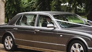bentley arnage white james and nicola azure wedding cars