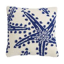 sea hooked pillows