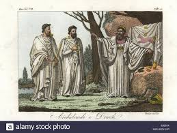 druidic robes druids and priest in sacred robes with religious paraphernalia