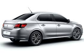 new peugeot sedan peugeot 301 facelift brings 1 2 turbo new 7 inch touchscreen