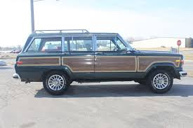 classic jeep wagoneer for sale 1991 jeep grand wagoneer 4x4 final edition classic jeep wagoneer