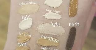 light sand tarte concealer tarte shape tape swatches in almost every colour makeupaddiction