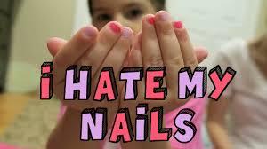 i my nails youtube