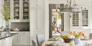 Types Of Glass For Kitchen Cabinets How To Pick Cabinets And Hardware For An All White Kitchen