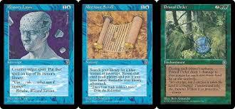 mtg challenge build a legacy deck with homelands cards not
