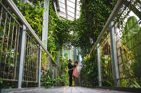 Us Botanic Garden David Bethany United States Botanic Garden Engagement Session