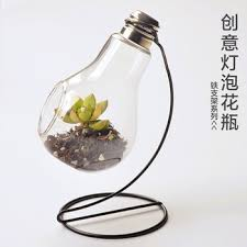 Home Decor Vase Buy Simple Transparent Glass Bottle Vase Wedding Decoration