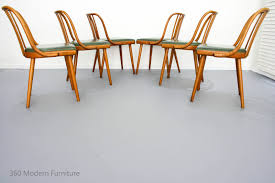 original bentwood dining chairs x 6 ligna vintage retro mid