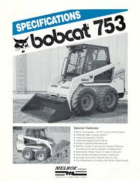 bobcat 50 series loader worked like a boss bobcat blog