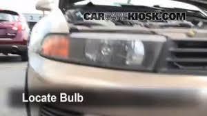 2002 Mitsubishi Galant Interior Reverse Light Replacement 1999 2003 Mitsubishi Galant 2002