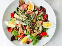 recettes cuisine salade niçoise la meilleure recette