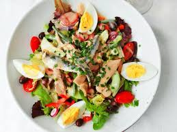 cuisiner la salade verte salade niçoise la meilleure recette