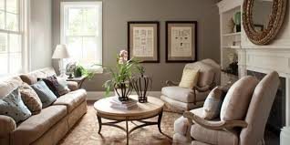 How To Decorate Living Room In Low Budget The Best Warm Colours For Your Living Room Decoration Wall Paint