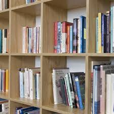 Square Bookshelves Make Furniture Plywood Bookshelf With Open Back And Individual