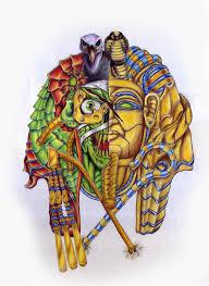 king tut biomech design by griffongore on deviantart