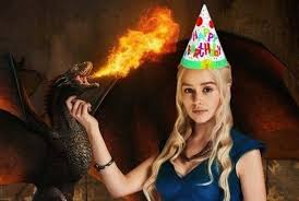 Game Of Thrones Birthday Meme - in honor of emilia clarke s birthday we ask how would daenerys