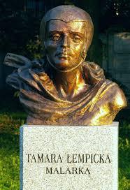 Tamara De Lempicka Art by Tamara De Lempicka U2013 Wikipedie
