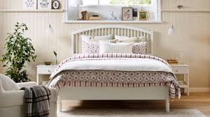 Leirvik Bed Frame White Luröy Leirvik Bed Frame White Furniture Definition Pictures