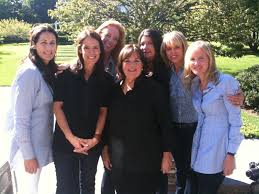 it u0027s everything i love lunch with ina garten in east hampton