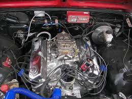mazda b2200 89 b2200 5 0 engine swap mazdabscene com mazda truck owners and