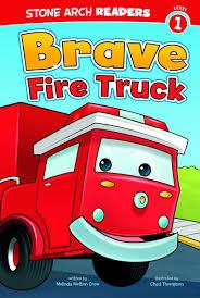 brave fire truck wheels melinda melton crow chad