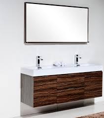 Wall Mount Bathroom Vanities by Bliss 60