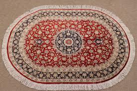 Handmade Iranian Rugs Oval Persian Rugs Oval Persian Carpets