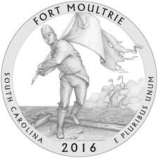 Moultrie Flag File Us Coin 25c 2016 Atb Fort Moultrie Project Jpg Wikimedia