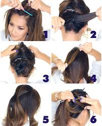 Einfache Frisuren Selber Machen Offene Haare by Abiball Frisuren Selber Machen 17 Einfache Ideen Mit Anleitung