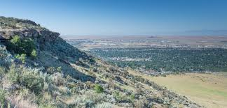 Table Rock Community Bank by Table Rock Via Old Penitentiary Trailhead Hiking In Idaho