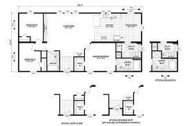 Modular Homes With Basement Floor Plans Schult Truman Heritage Michigan Modular U0026amp Mobile Homes For