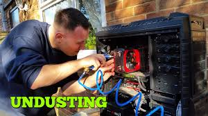 pc undusting best way to clean pc air compressor
