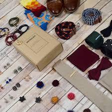 Mens Fashion Subscription Box Men U0027s Accessory Monthly Subscription Box By Broni U0026bo