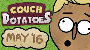 Couch Potato Clipart Couch Potatoes Mash Up May 2016 Best Of Youtube