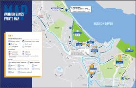 West Point Map Wg Events Map Warrior Games 2016