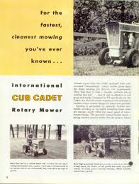 ih cub cadet forum archive through january 18 2010