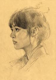 548 best portrait drawings images on pinterest pencil drawings