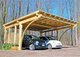 bare minimum of a carport would be something like this with at