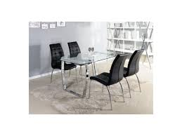 Table Salle A Manger Verre Design by