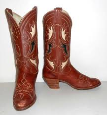 womens vintage cowboy boots size 9 womens boots womens vintage cowboy boots size 8 5 brown